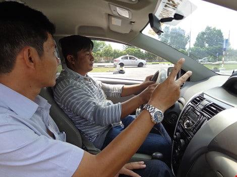 Học lái xe tại Hải Dương