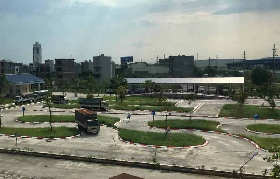Học lái xe tại Bình Giang