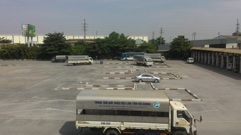 Học lái xe ô tô b2 chất lượng tại Hải Dương