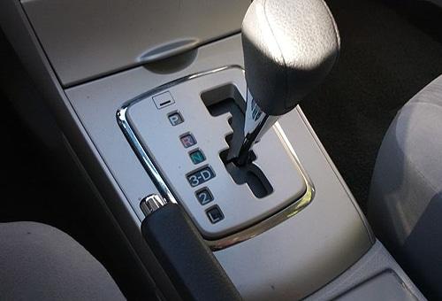 khởi hành xe ô tô số tự động