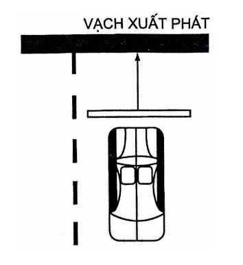 Hướng dẫn 11 bài thi sa hình sát hạch lái xe ô tô